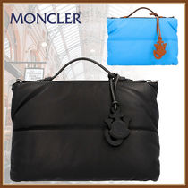20AW【MONCLER x JW Anderson】HANDLE BAG チャーム付き バッグ