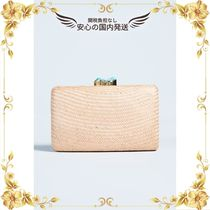 KAYU(カユ) クラッチバッグ ★関税込★Jen Clutch with Natural Stones