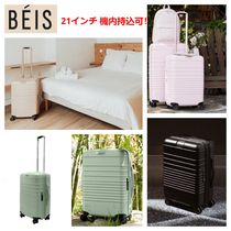 【BEIS】 The Carry-On Roller スーツケース 機内持込可!