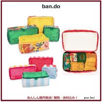 【ban.do】GETAWAY PACKING CUBE 4個セット