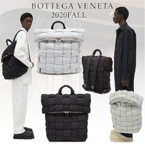 ★20 FALL★新作★BOTTEGA VENETA★THE PADDED BACKPACK バッグ