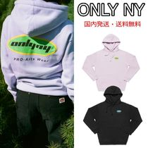 ONLY NY(オンリーニューヨーク) パーカー・フーディ *ONLY NY*【送料無料】★Pace Pro Hoodie★ロゴ パーカー