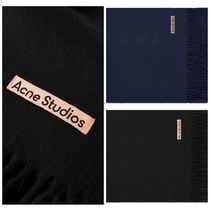 ACNE STUDIOS CANADA NARROW NEW SCARF マフラー 関税送料無料