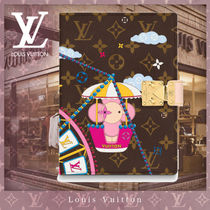 20FW【直営買付】Louis Vuitton クヴェルテュール カルネ ポール