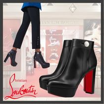 20AW新作!ルブタン♥Janis Boot Alta♥120mm