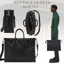 20 FALL★新作★BOTTEGA VENETA★BORSA BUSINESS ブリーフケース