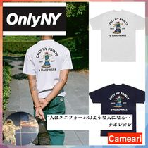 ONLY NY(オンリーニューヨーク) Tシャツ・カットソー 安定のNY本店購入 Delivery3 Paints and Hardware T-Shirt