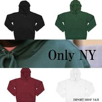 ONLY NY(オンリーニューヨーク) パーカー・フーディ 在庫少/送料/関税込【only NY】☆コアロゴパーカー☆