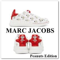 MARC JACOBS/Peanuts Edition  The Tennis スニーカー 関送込