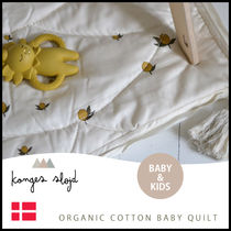 ◇Konges Slojd◇BABY QUILT COTTON - LEMON
