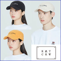 ROMANTIC CROWN★Unisex★SUNDAY SYNDROME CAMP CAP_3色