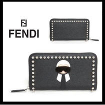 FENDI /  Karlito Studded Wallet【送料関税込】