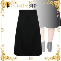 Etre Cecile(エトレ セシル) スカート 《海外発送》ETRE CECILE 3/4 length skirt
