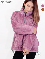 ROXY ロキシー CONTRAIL Fleece Zip Up Jacket ジャケット