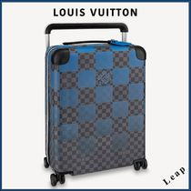 【Louis Vuitton】機内OK♪ ダミエ・グラフィット ホライゾン 55
