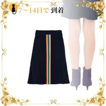 Etre Cecile(エトレ セシル) スカート 《海外発送》ETRE CECILE Knee length skirt