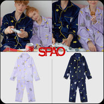 [SPAO] ★韓国大人気★(ZERO) zzz zero  Sweet Sleep Pajamas
