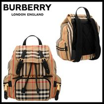 FOR KIDS【BURBERRY】リュックサック スモール バックパック