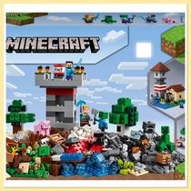 LEGO Minecraft The Crafting Box3.0 21161マインクラフト国内発