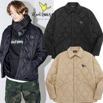 ★MARK GONZALES★ANGEL QUILTING SHRITS 2色