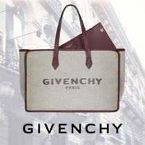 【GIVENCHY】GIVENCHY キャンバス ミディアム ボンドショッパー