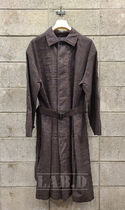 LEMAIRE(ルメール) コートその他 LEMAIRE ◎ OVERCOAT BROWN オーバーコート ブラウン