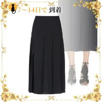 《海外発送》JIL SANDER Knee length skirt