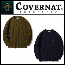 [COVERNAT]heavy gauge knit☆超人気☆日本未入荷