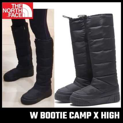 【THE NORTH FACE】W BOOTIE CAMP X HIGH