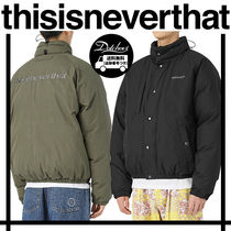 thisisneverthat DSN Down Puffer Jacket NE2614 追跡付