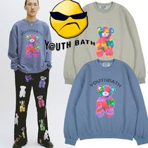 ★YOUTHBATH★TWINKLE BEAR SWEAT SHIRT_2色