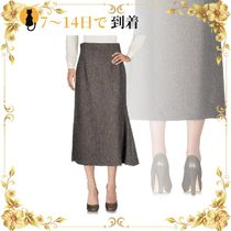 《海外発送》MAISON MARGIELA 3/4 length skirt