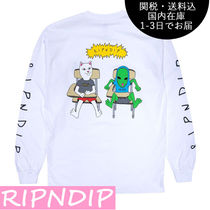 国内在庫・即納可能 RIPNDIP Butts Up Long Sleeve