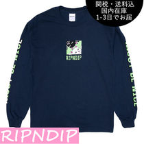 国内在庫・即納可能 RIPNDIP Besties Long Sleeve