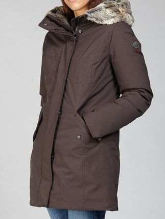 CAPE HORN ダウンジャケット・コート ☆SALE!送料関税込☆CAPE HORN JACKET WITH HOOD 3color(9)