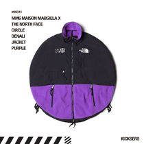 人気話題コラボ!MM6 X THE NORTH FACE CIRCLE DENALI JACKET