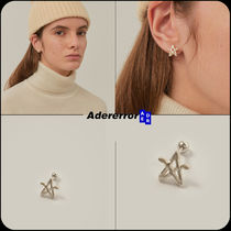 【 ADERERROR 】★韓国大人気★Stad small earring