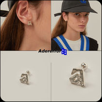 【 ADERERROR 】★韓国大人気★Aspect small earring