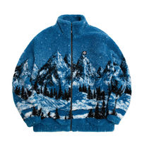 20FW [LMC] LMC SNOW VILLAGE FLEECE JACKET