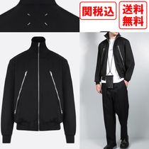 関税 送料込 MAISON MARGIELA TECHNICAL FULL-ZIP スウェット