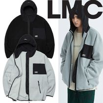 LMC★LMC HOODED FLEECE JACKET 2色