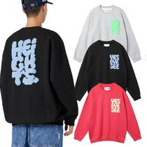 日本未入荷★YESEYESEE★ Y.E.S Heights Sweatshirts 3色