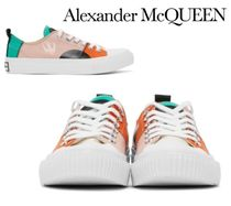 Alexander McQueen☆Multicolor McQ Swallow Orbyt Low Sneakers