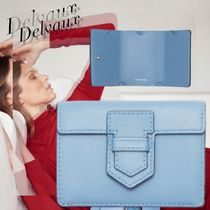 ◆delvaux◆コンパクトなウォレット*Presse Trifold Jumping*