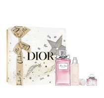 2020ホリデー【Dior】Miss Dior  Roses Fragrance 3-Piece Set