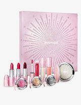 MAC☆限定☆Frosted Firework Colour Out Loud Holiday Vault