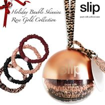 slip(スリップ) ヘアケアその他 【Slip】SLIP HOLIDAY BAUBLE SKINNIES - ROSE GOLD COLLECTION