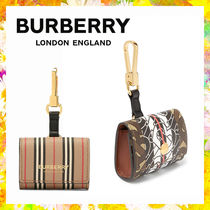 【BURBERRY】AirPods ケース ロゴ