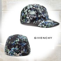 ★GIVENCHY★Black Floral キャップ/関税送料込