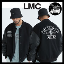LMC TEAM VARSITY JACKET YJ604 追跡付